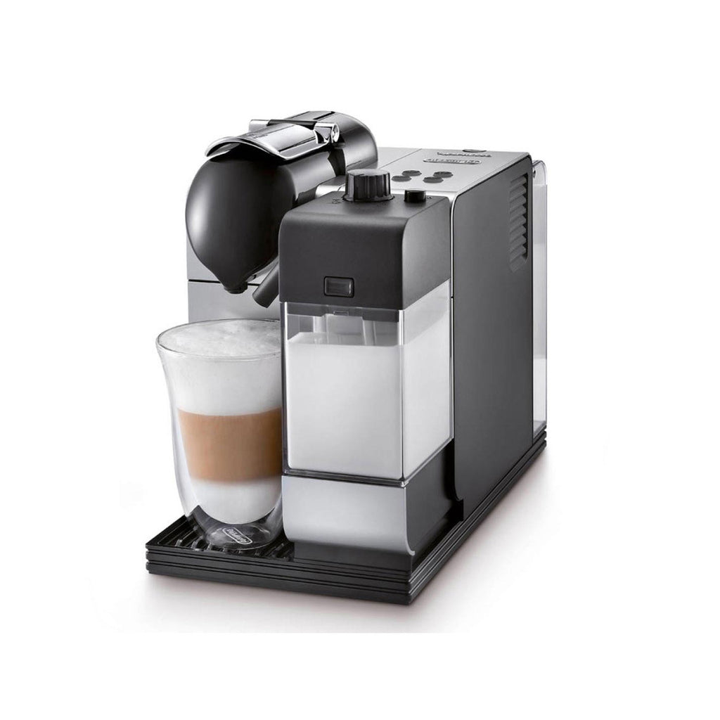 Nespresso by DeLonghi Lattissima+ Brewer Silver