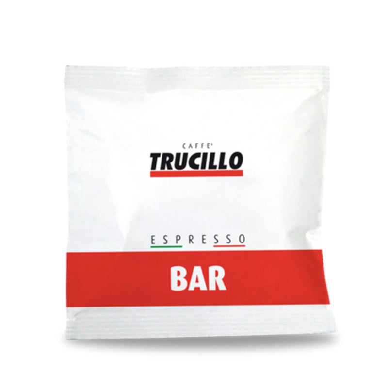 Trucillo Gran Bar E.S.E. Pods for Espresso Machine (Case of 150)