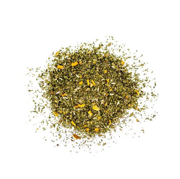 Turmeric Teas Summer Peppermint Loose Leaf Tea