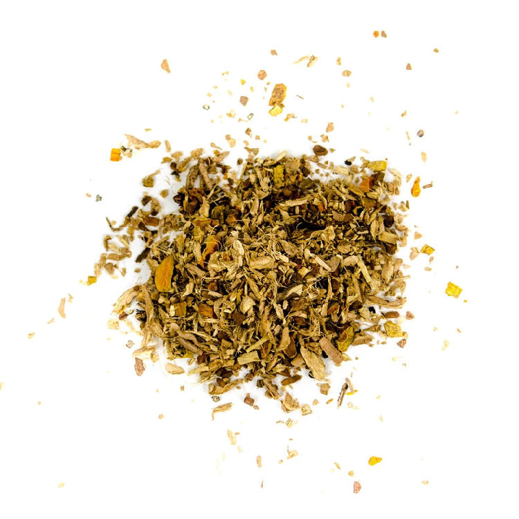 Turmeric Teas Winter Ginger Loose Leaf Tea (100g / 3.5oz)