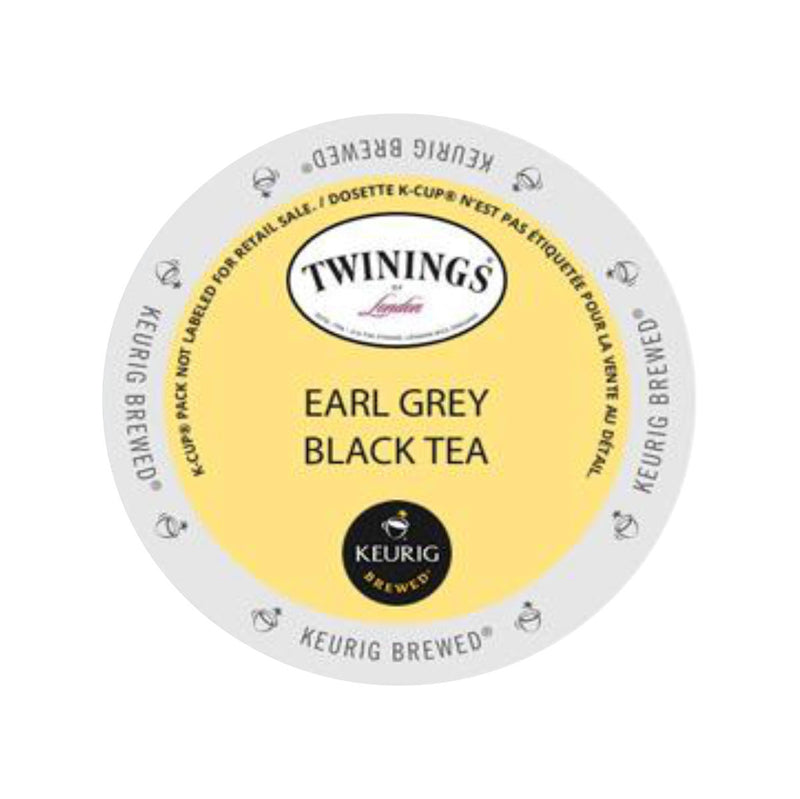 Twinings Tea Earl Grey K-Cup® Pods (Case of 96)