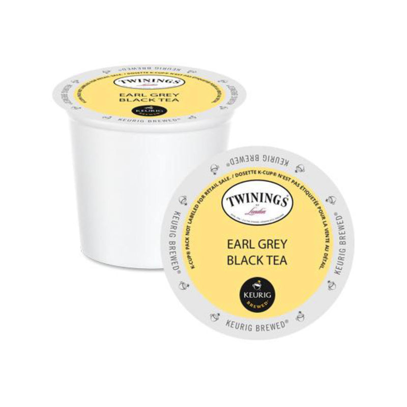 Twinings Tea Earl Grey K-Cup® Pods (Box of 24)