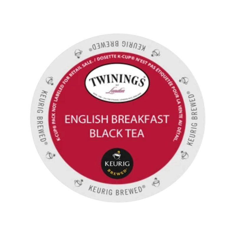 Twinings Tea English Breakfast K-Cup® Pods (Case of 96)