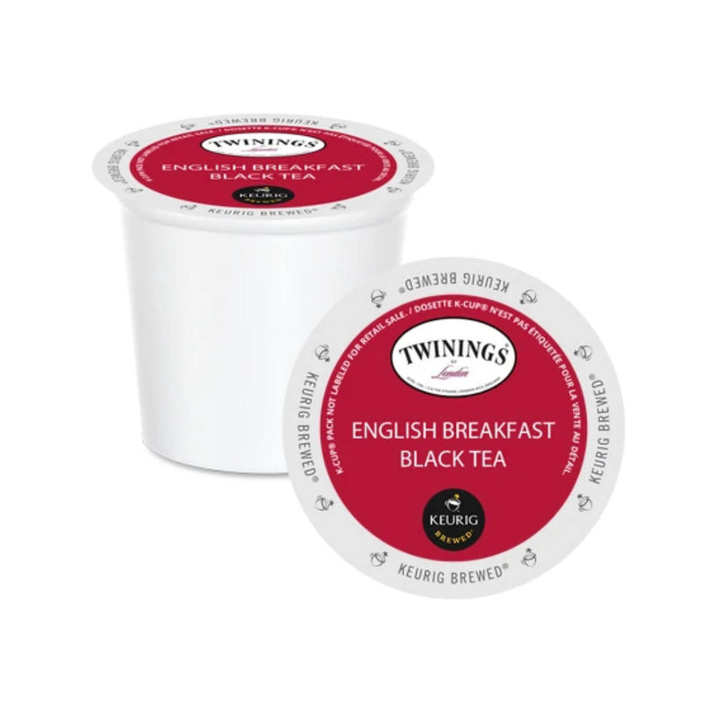 Twinings Tea English Breakfast K-Cup® Pods (Box of 24)