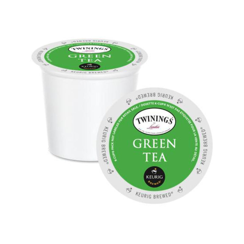 Twinings Green Tea K-Cup® Pods (Box of 24)
