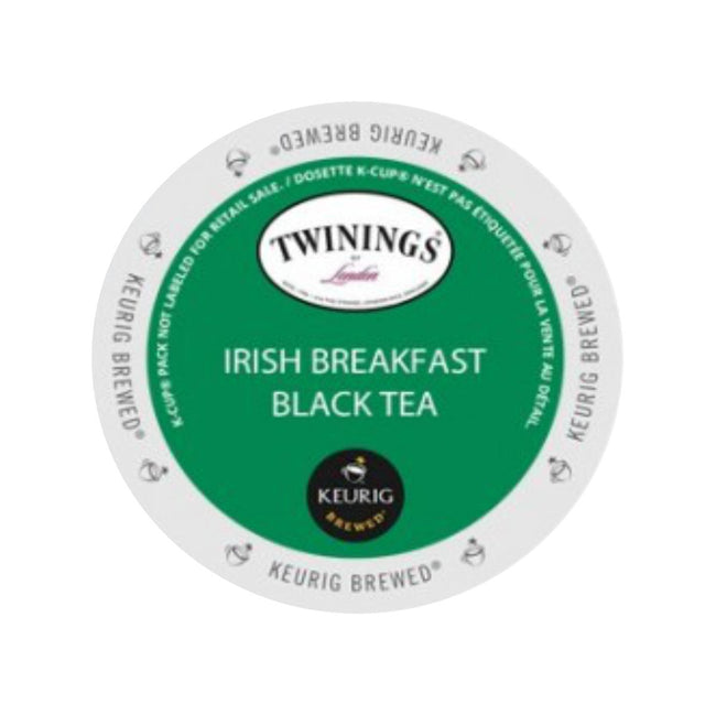 Twinings Tea Irish Breakfast K-Cup® Pods (Box of 24)
