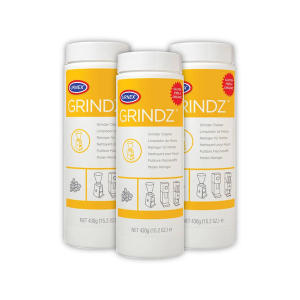 Urnex Grindz Coffee Grinder Cleaning Tablets Bulk 3 Pack (1.3kg / 45.6oz)