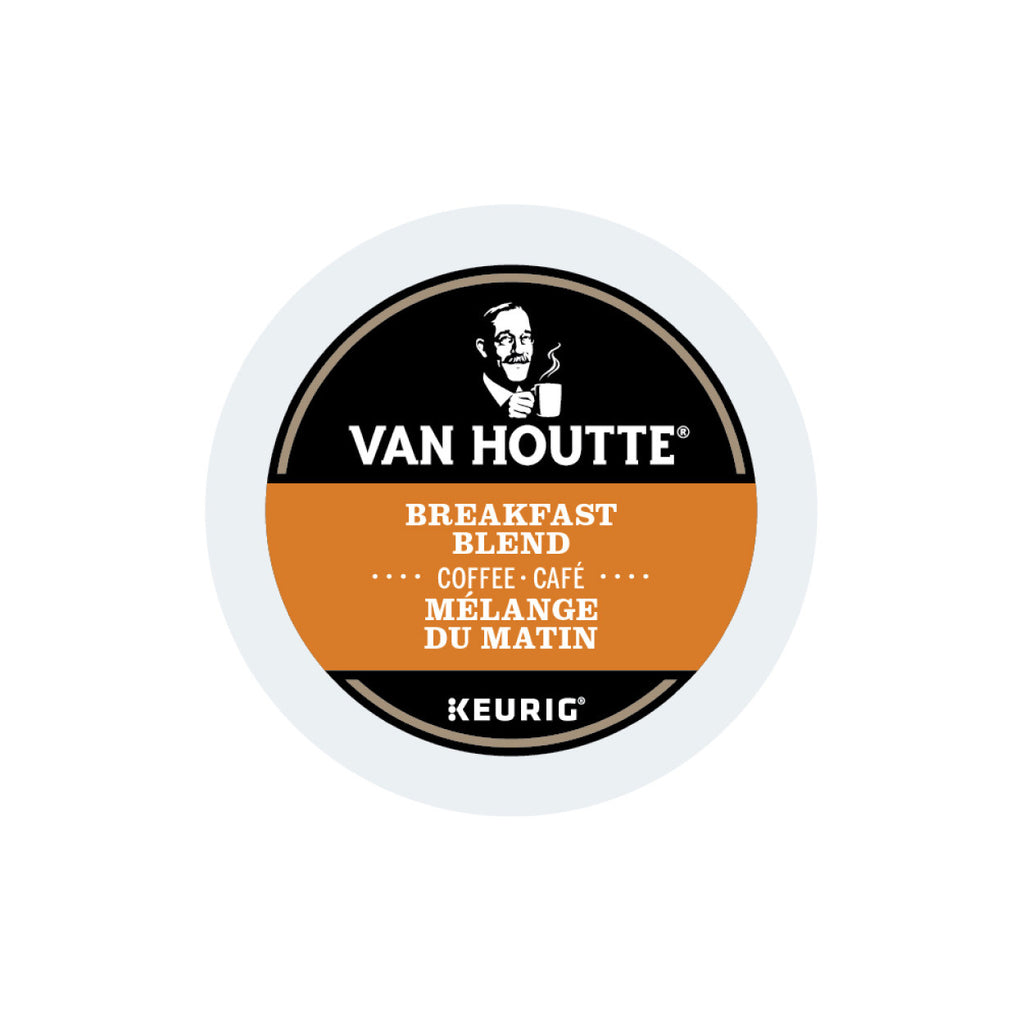 Van Houtte Breakfast Blend K-Cup® Recyclable Pods (Case of 96)