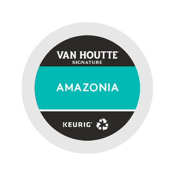 Van Houtte Fair Trade Amazonia K-Cup® Recyclable Pods (Box of 24)