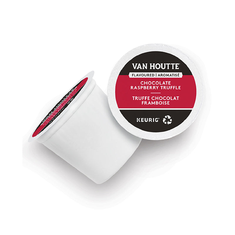Van Houtte Chocolate Raspberry Truffle K-Cup® Recyclable Pods (Case of 96)