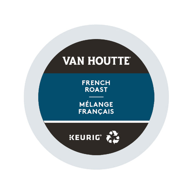 Van Houtte French Roast K-Cup® Recyclable Pods (Case of 96)