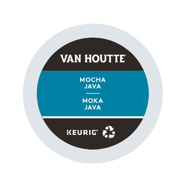 Van Houtte Mocha Java K-Cup® Recyclable Pods (Case of 96)