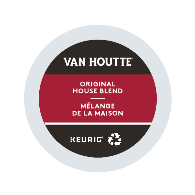 Van Houtte Original House Blend K-Cup® Recyclable Pods (Case of 96)