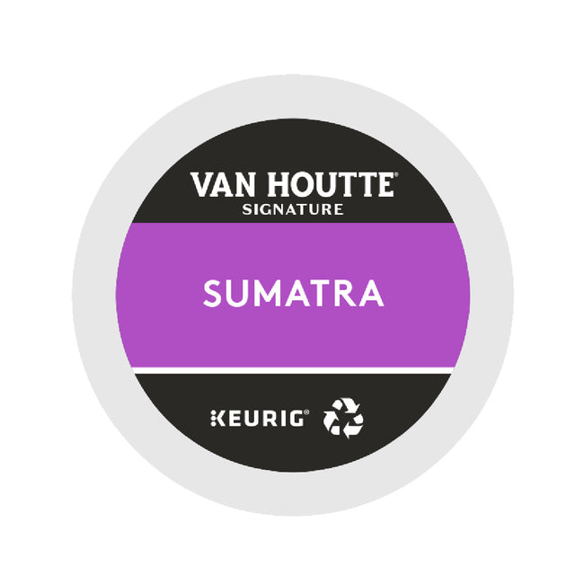 Van Houtte Fair Trade Sumatra K-Cup® Recyclable Pods (Box of 24)
