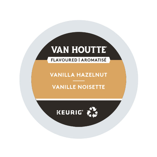 Van Houtte Vanilla Hazelnut K-Cup® Recyclable Pods (Case of 96)