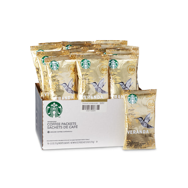 Starbucks: Veranda Blend Fraction Pack (18x2.5oz)