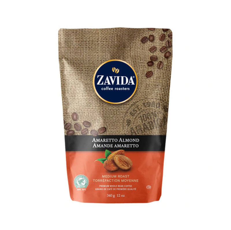 Zavida Amaretto Almond Whole Bean Coffee (12 oz.)