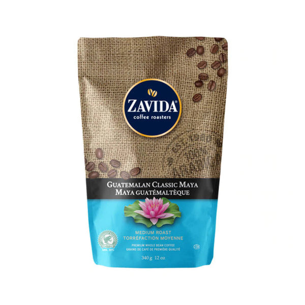 Zavida Guatemalan Classic Maya Whole Bean Coffee (12 oz.)