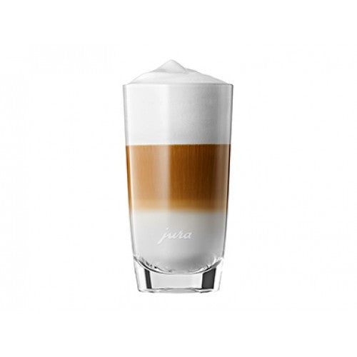 JURA Latte Macchiato Glasses (Set of 2)