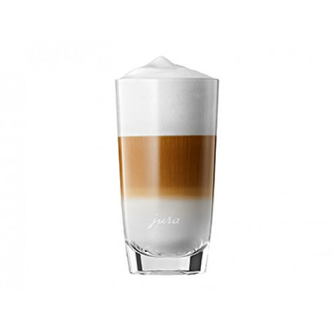 JURA Latte Macchiato Glass
