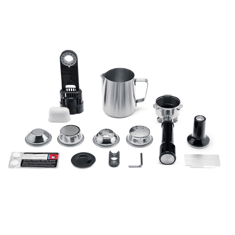 Breville The Infuser™ Espresso Machine BES840XL Included Accessories