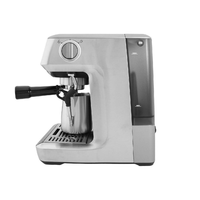 Breville The Infuser™ Espresso Machine BES840XL Side