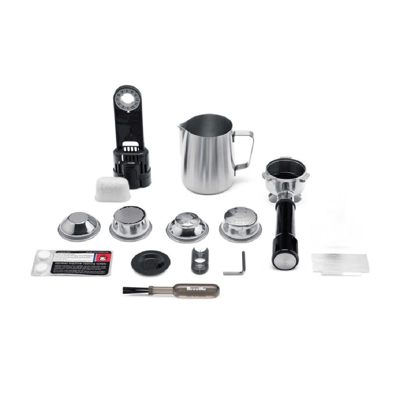 Breville The Oracle™ Espresso Machine (BREBES980XL) Accessories