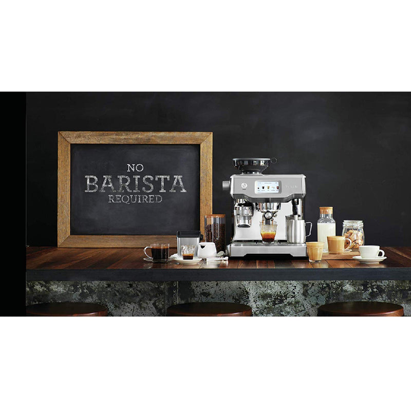 Breville The Oracle Touch™ Espresso Machine (BES990BSS)