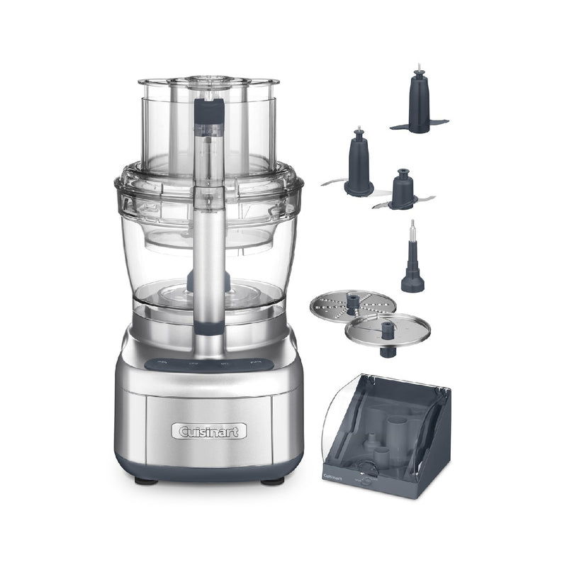 Cuisinart Elemental 13-Cup Food Processor With Accessories