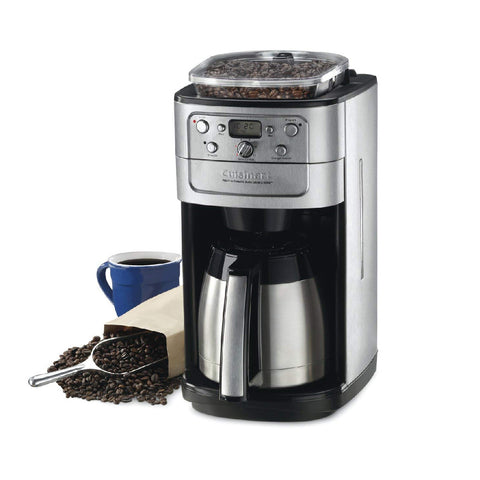 Cuisinart Grind & Brew™ Thermal 12-Cup Automatic Coffeemaker DGB-900BCC