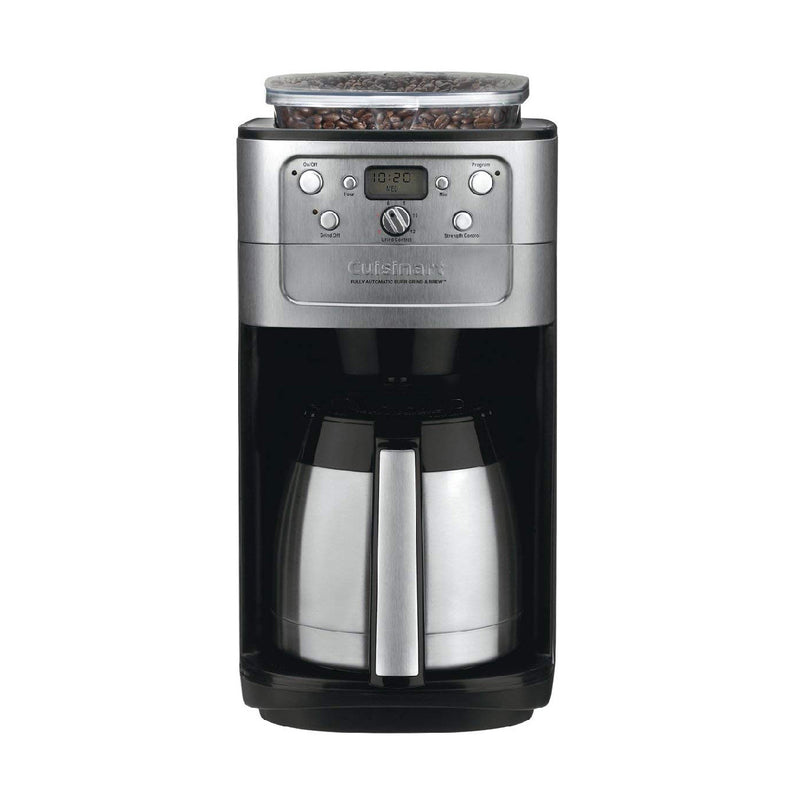Cuisinart® Burr Grind & Brew™ Thermal 12-Cup Automatic Coffee Maker DGB-900BCC - BACKORDERED