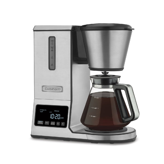 Cuisinart PurePrecision™ 8-Cup Pour-Over Coffee Maker CPO-800C