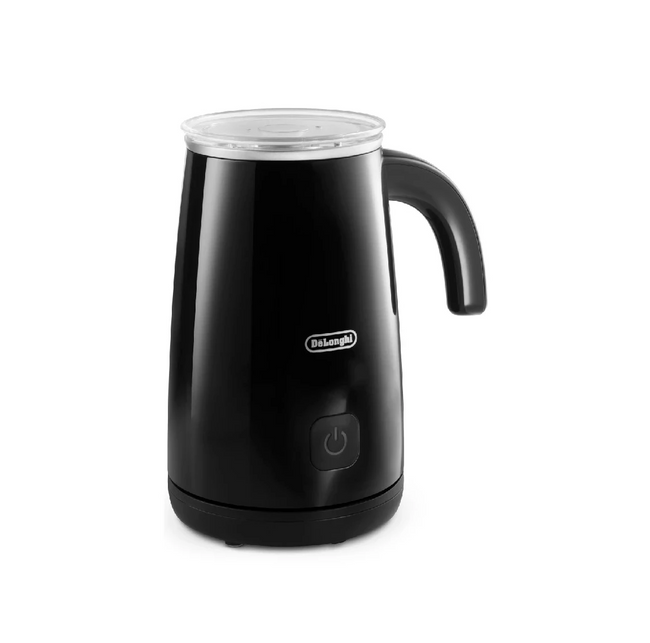 DeLonghi Electric Milk Frother Plus (EMF2) (Black Plastic)