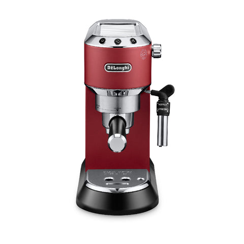 DeLonghi Dedica Deluxe Espresso Machine EC685R (Red)