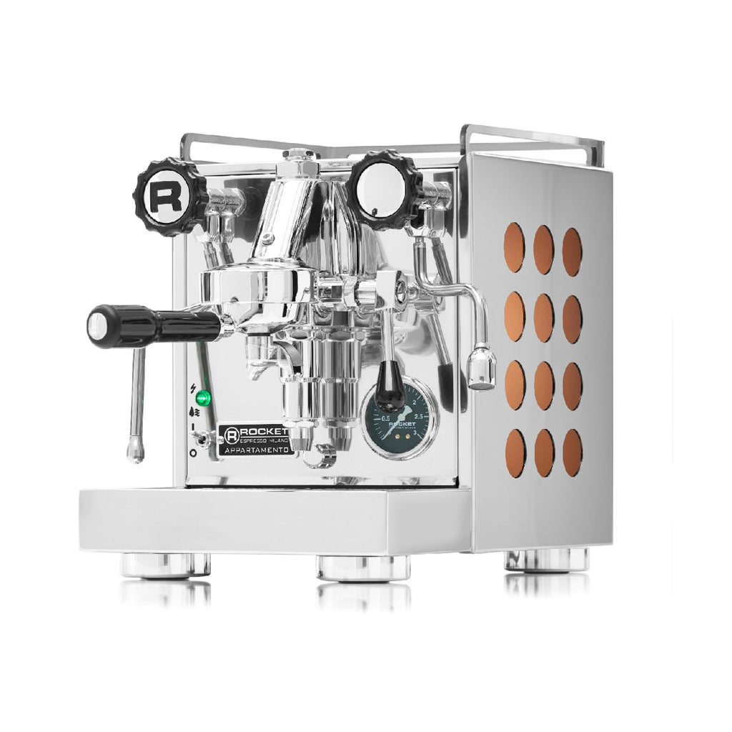 Rocket Appartamento Espresso Machine (Copper)
