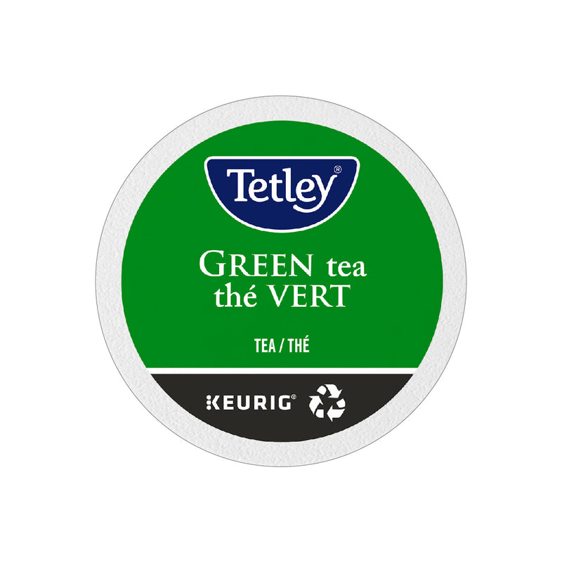 Tetley Pure Green Tea K-Cup® Lid