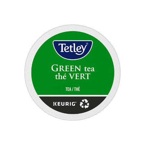 Tetley Pure Green Tea K-Cup® Pods (Box of 24)