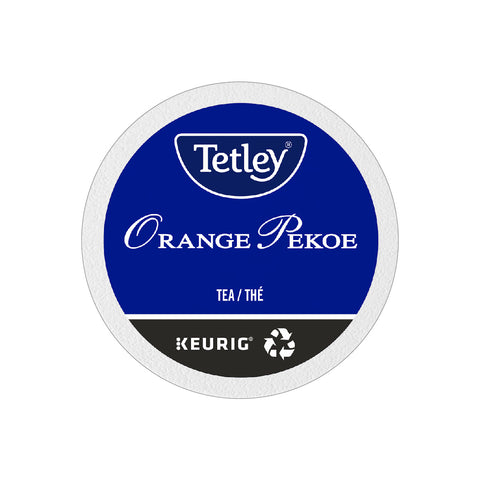 Tetley® Orange Pekoe Tea K-Cup® Pods (Box of 24)