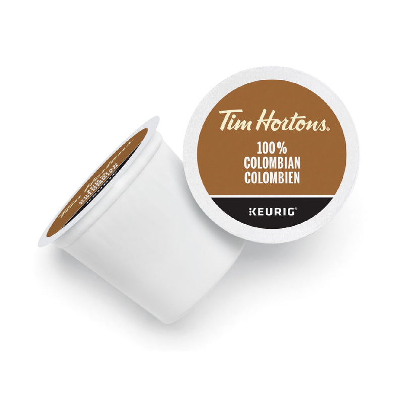 Tim Hortons 100% Colombian K-Cup® Pods (Box of 24)