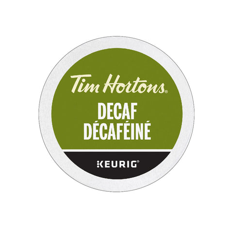 Tim Hortons Decaf K-Cup® Pods (Box of 24)