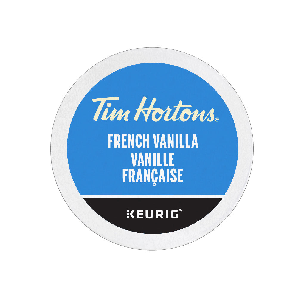 Tim Hortons French Vanilla K-Cup® Pods (Box of 24)
