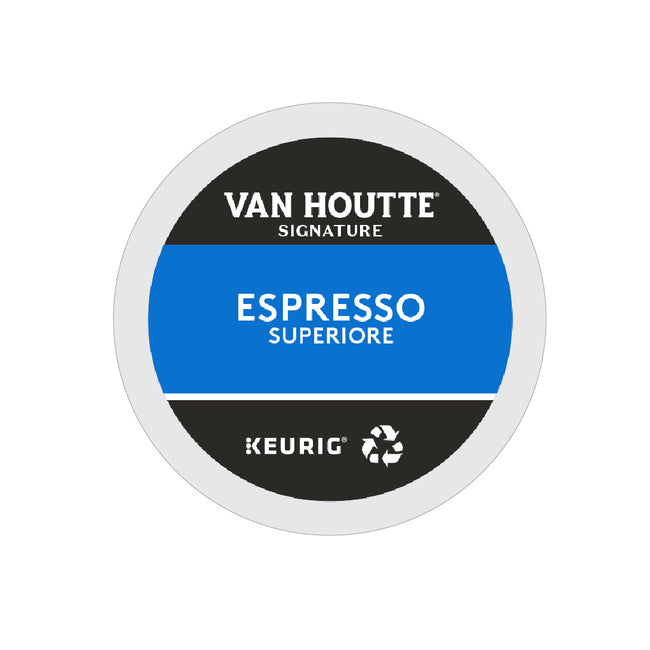 Van Houtte Espresso Superiore K-Cup® Recyclable Pods (Case of 96)