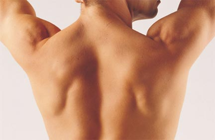 Back Hair Removal Basics for Men and Women
