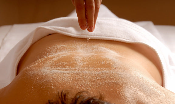 What's the Best Way to Exfoliate Before Waxing?