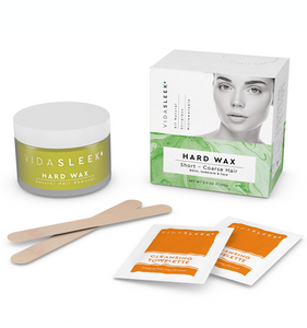 Hard Wax Kit: Face, Underarms & Bikini