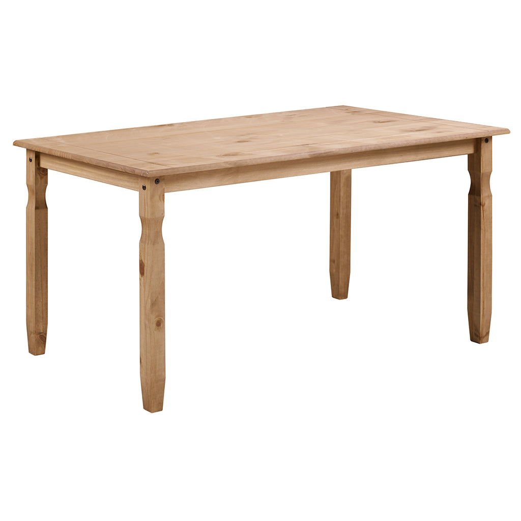 Wood Dining Table Corona | Furniture Dash