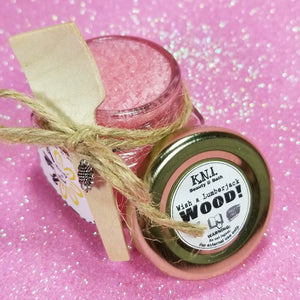 Wish a Lumberjack Wood! ~ Cuticle, Hand, & Body Scrub || Exfoliating Sugar Rub