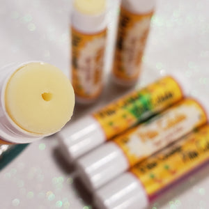 Piña Colada 🍍🍹 Vegan Cuticle Balm Tube