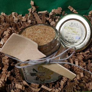 Mowgli's Jungle ~ Vegan Sugar Scrub || Cuticle, Hand, Elbow, & Foot Scrub