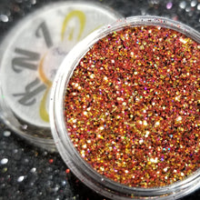 Load image into Gallery viewer, Blazing Embers ~ Ultra Fine Glitter Mix || Nail Art